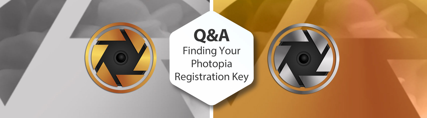 Q&A - Finding Your Photopia Registration Key