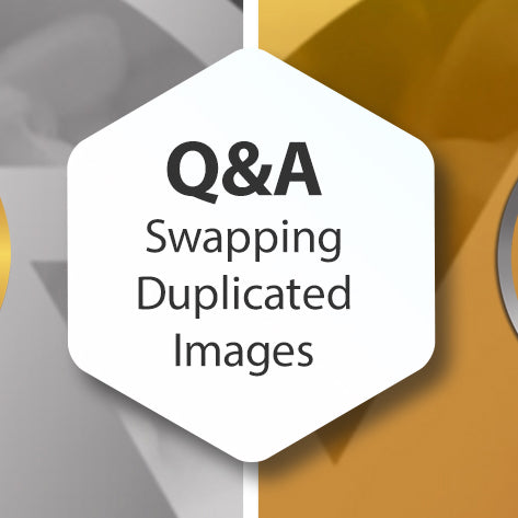 Q&A - Swapping Duplicated Images in a Slide