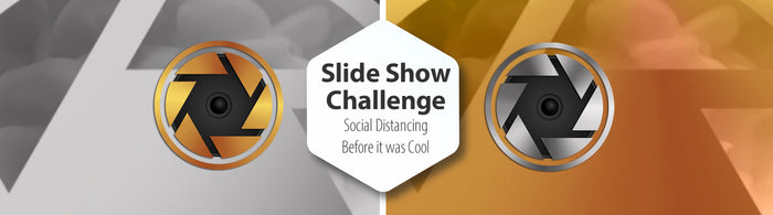 Slide Show Challenge - Social Distancing (before it was cool!)