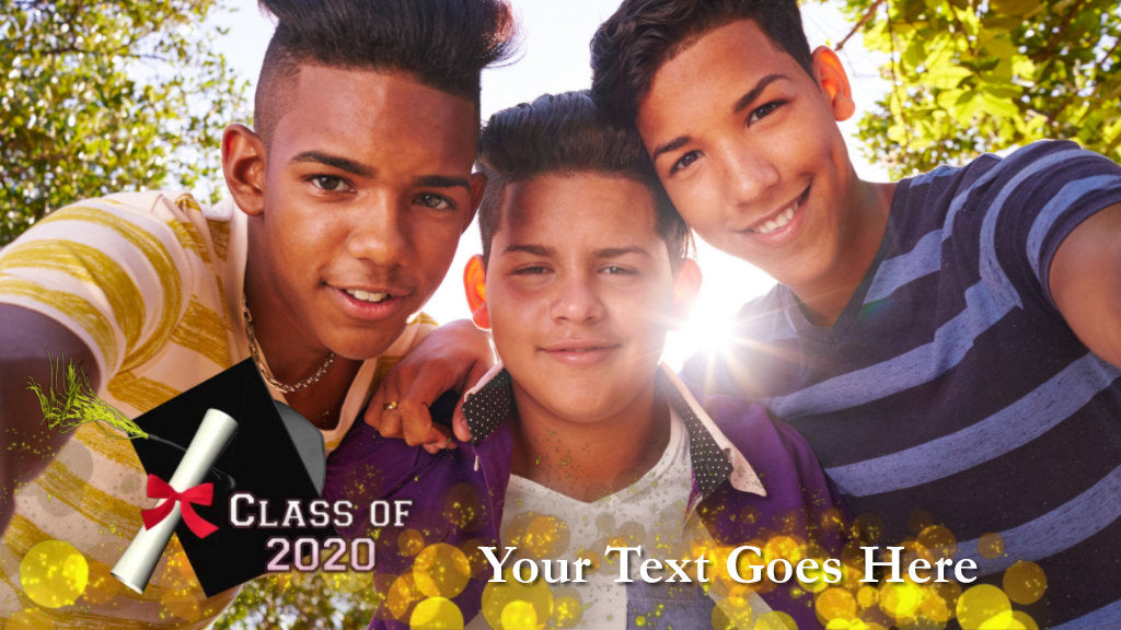 Class of 2020 Effect Pack for Photopia