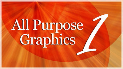 All Purpose Graphics Volume 1