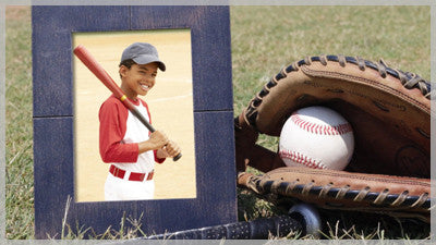 Baseball and Softball Framed Slide Styles