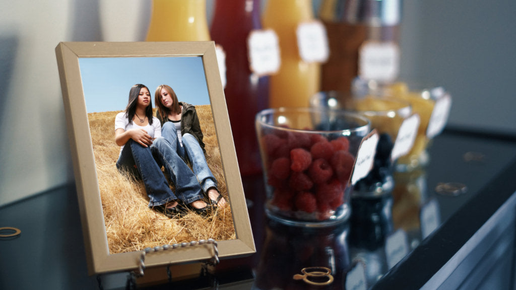 Tutorial - Create a Following Photograph Frame