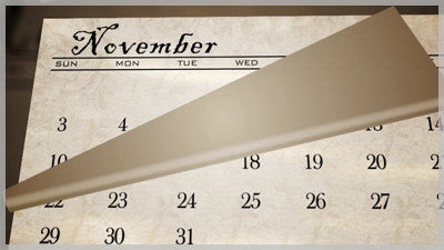 Calendar Pages Transitions Pack