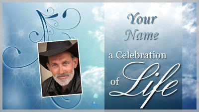 Celebration of Life Slide Style