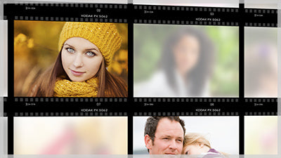 Contact Sheet Template and Styles