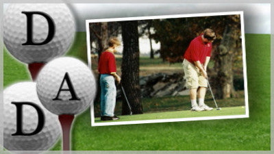 Dad Golf Slide Style for ProShow Producer