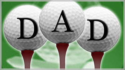 Dad Golf Transition