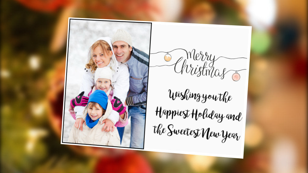 Tutorial - Create a Flipping Christmas Card