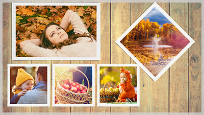 Framed Collage Bundle for Photopia