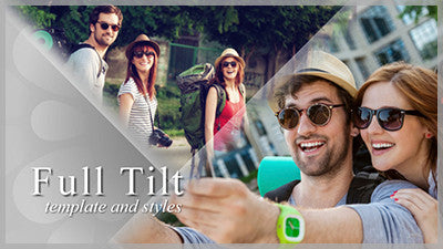 Full Tilt Template and Styles