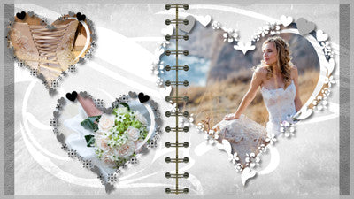 Love Photo Album Style Pack