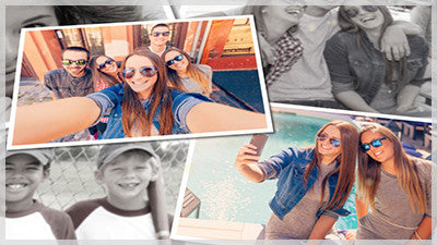 Photo Flyby Template and Styles