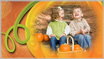 Pumpkin Patch Slide Styles