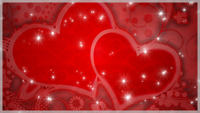 Sparkling Hearts