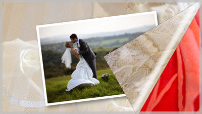Wedding Page Peel Style Pack