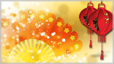 chinese new year backgrounds choice slides