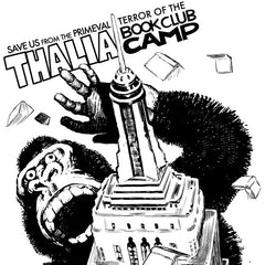 Thalia Book Club Camp Registration: Week 2: Ages 9-11: July 16-20