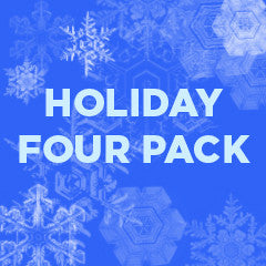 Holiday 4 Pack - MP3 ONLY