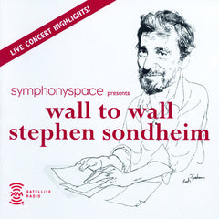 Wall to Wall Stephen Sondheim - on CD