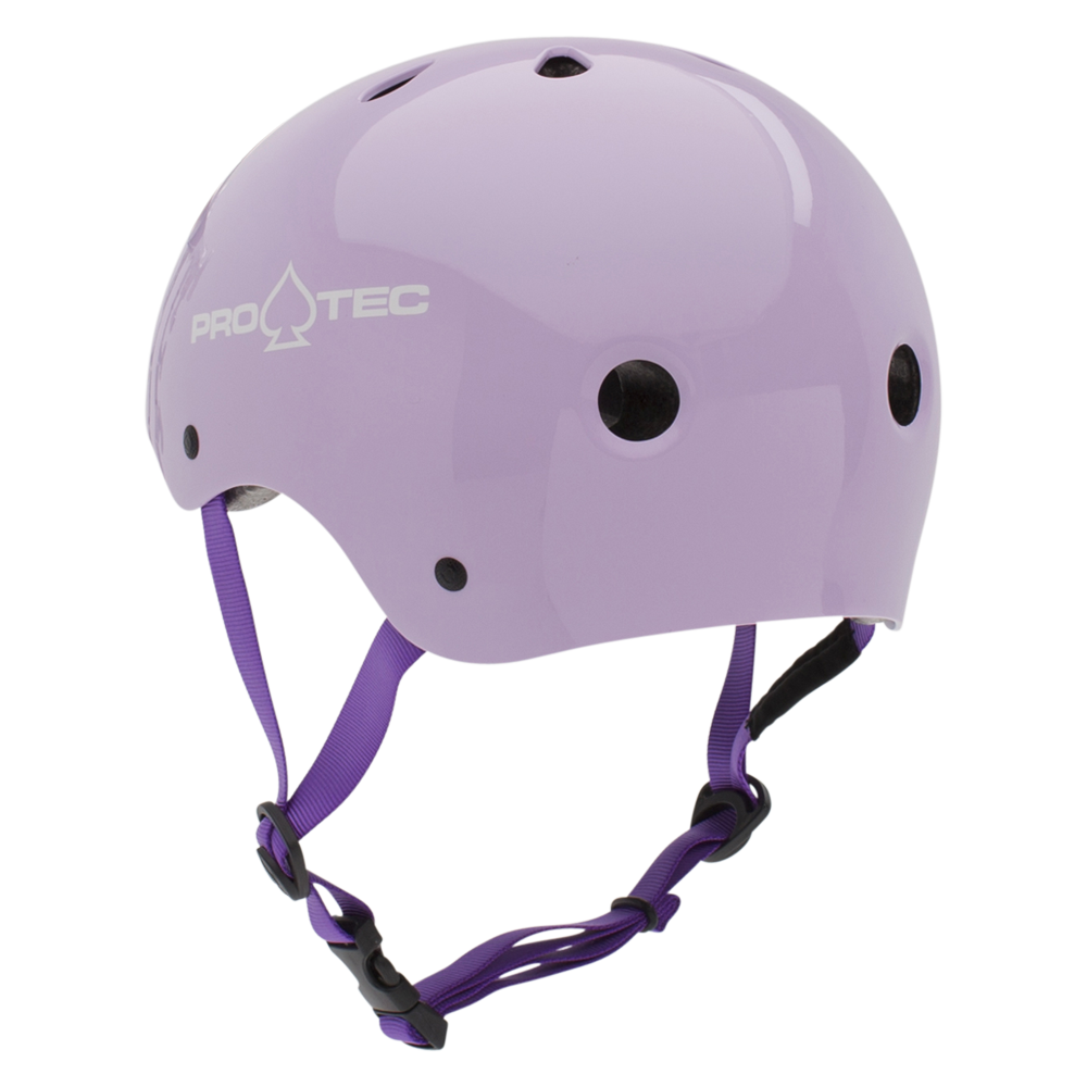 JR. CLASSIC - GLOSS PURPLE (CERTIFIED) - Pro-Tec Australia