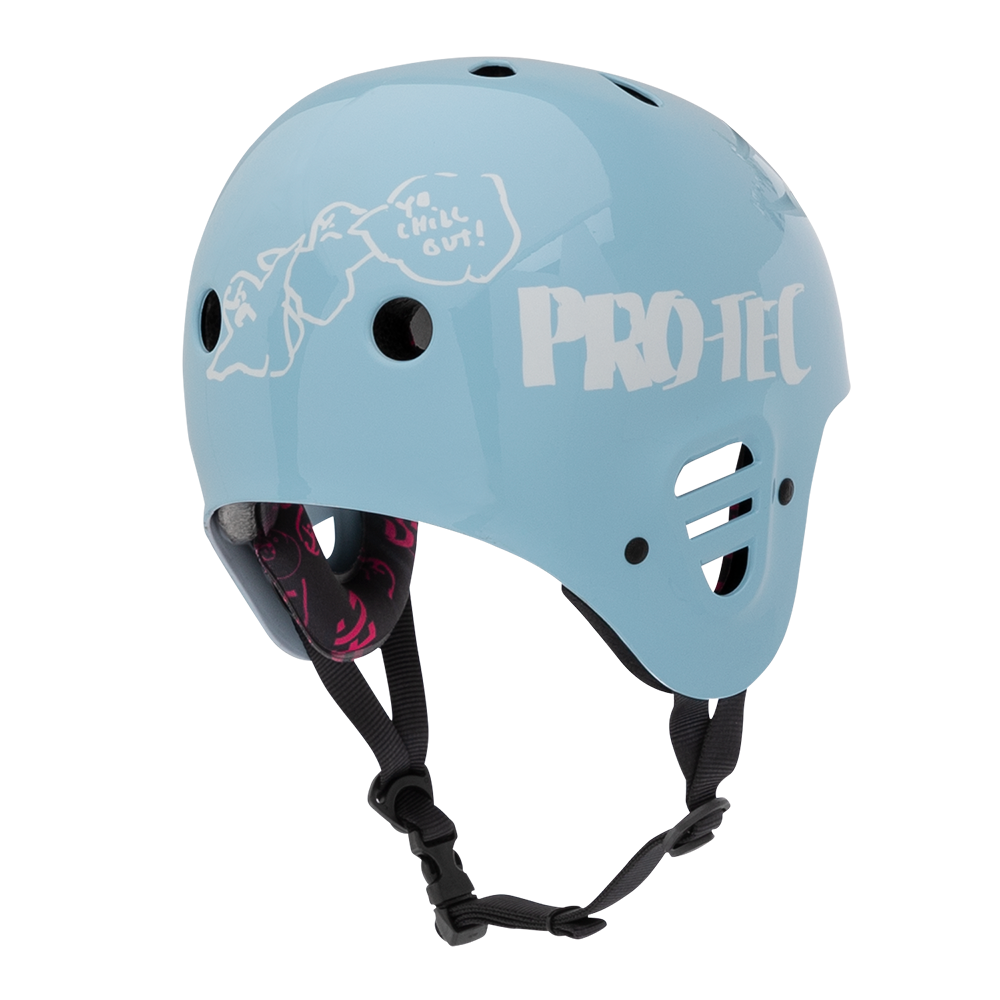 GONZ FULL CUT - LIGHT BLUE (CERTIFIED) - Pro-Tec Australia