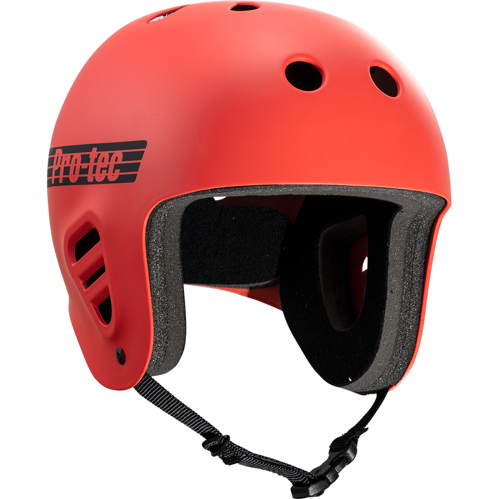 Full Cut Skate - Matte Bright Red