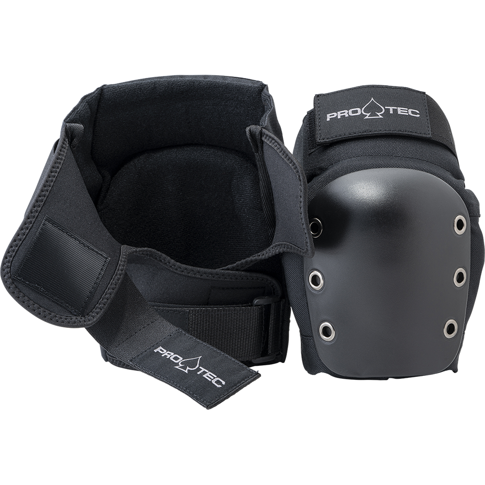 Junior Street Gear 3 Pack - Black (Open-Back)