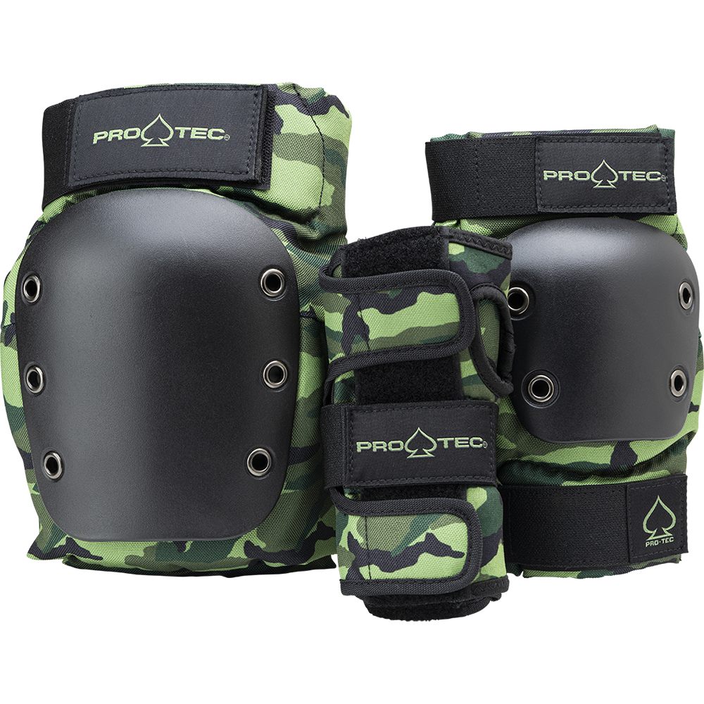 Junior Street Gear 3 Pack - Camo