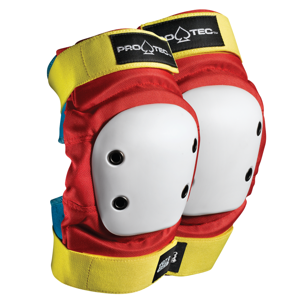 STREET KNEE/ELBOW PADS PACK - RETRO - Pro-Tec Australia