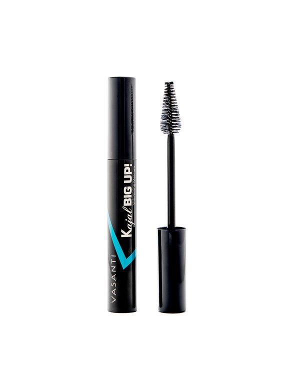 Vasanti Cosmetics Kajal Big Up! Volumizing Mascara - Front Product Shot