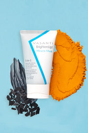 Vasanti Brighten Up! Miracle Mask - Lifestyle shot
