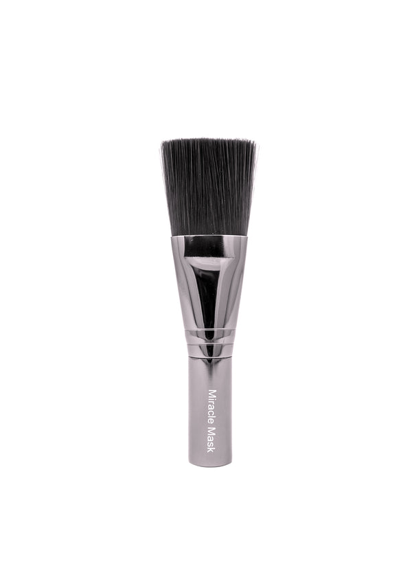 Vasanti Stubby Miracle Mask Brush - Full size front shot