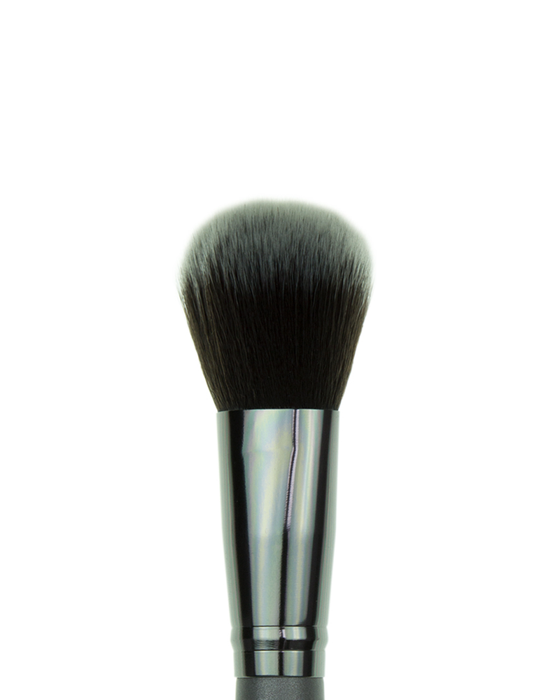 Vasanti Powder Finisher - Finish it off brush - Closeup brush head front shot