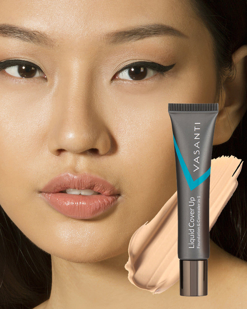 Liquid Cover Up V3 - Foundation and Concealer in 1