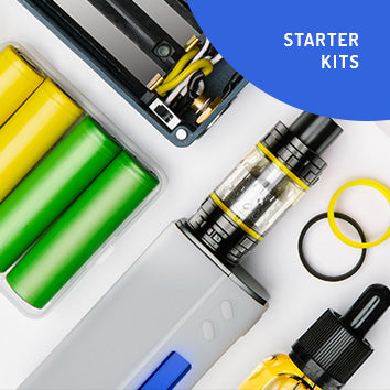 vaping starter kit contents