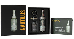 Nautilus BVC Clearomizer Kit by Aspire