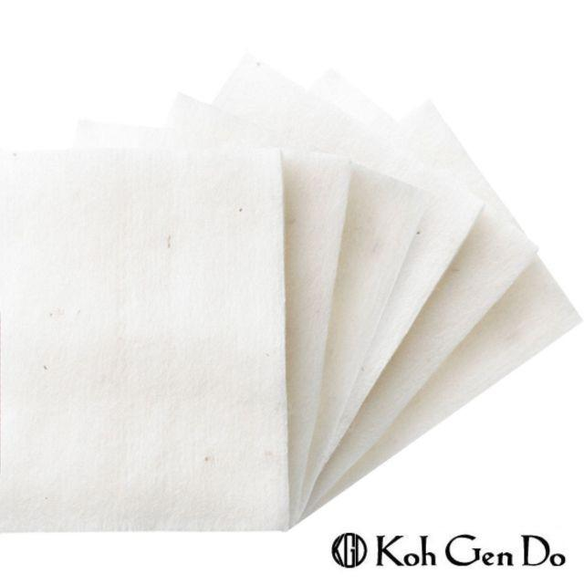 Koh Gen Do Japanese Organic Cotton - 5 Pack