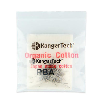 SubTank RBA Cotton Coils