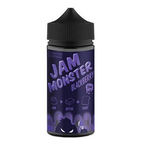Jam Monster Blackberry 100ml ejuice