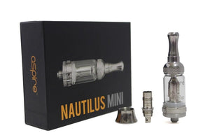 Aspire Nautilus Mini BVC Clearomizer Kit