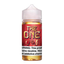 The One Apple 100ml By Beard Vape Co Ejuice