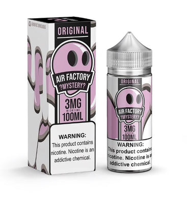 Air Factory Mystery E-liquid 100ml Vape Juice
