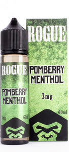 Rogue E-liquid Pomberry Menthol 60mL Vape Juice