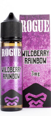 Rogue E-liquid Wildberry Rainbow 60mL