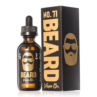 Beard Vape No.71 Vape juice