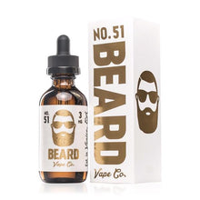 Beard Vape Co No.51 60mL vape juice