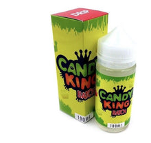 package of Candy King Vape Juice