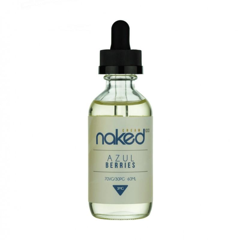Naked 100 Cream Azul Berries