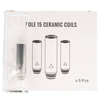 iJoy Pole Pod-15 Ceramic Replacement Coil - 5PK
